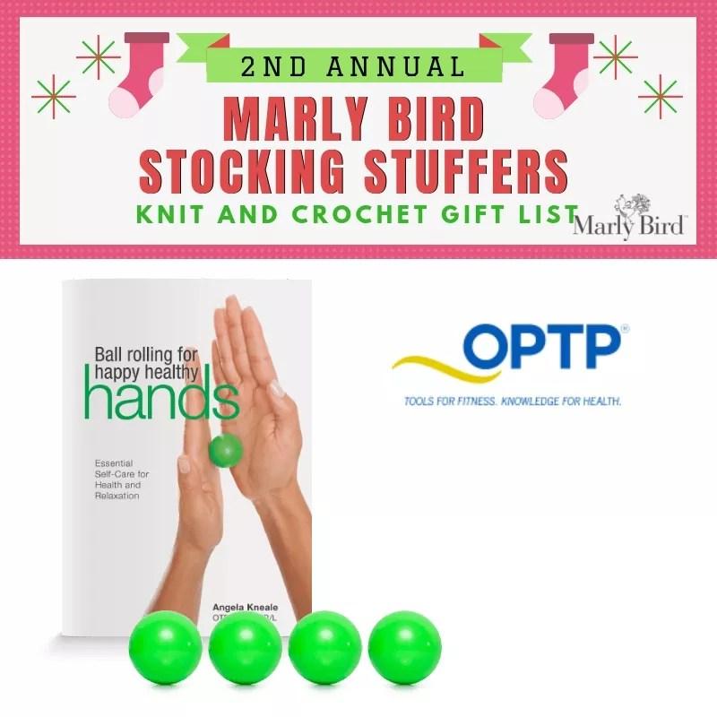 Knit and Crochet Stocking Stuffers-OPTP