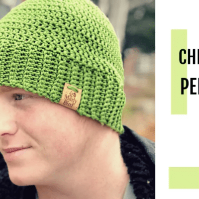 FREE Crochet Pattern: Chic and Simple Perfect Hat