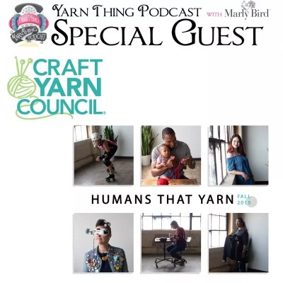 Humans that Yarn with the Craft Yarn Council
