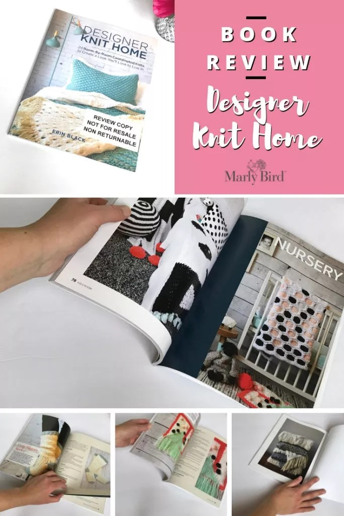 Purchase a copy of Designer Knit Home