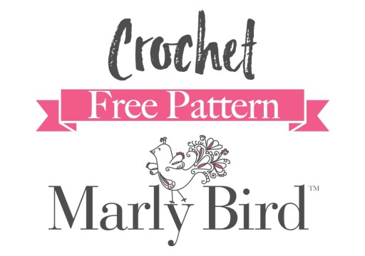 Link to free crochet patterns by Marly Bird