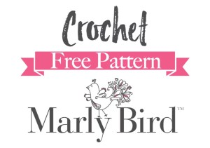 Free Crochet Patterns by Marly Bird