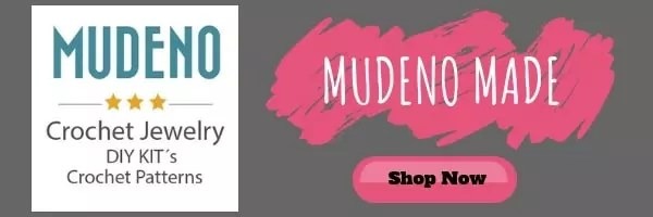 Shop Mudeno Made's shop for kits and finished products