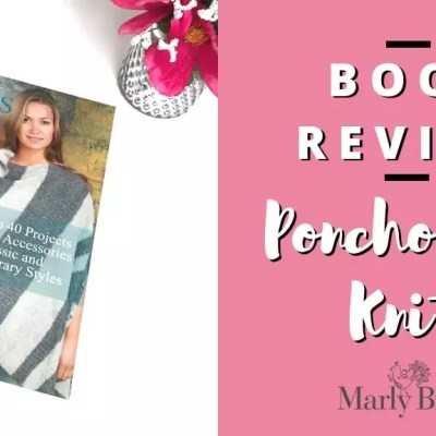 Book Review: Ponchos to Knit