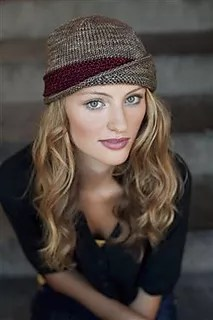 Lucy Hat by Carina Spencer