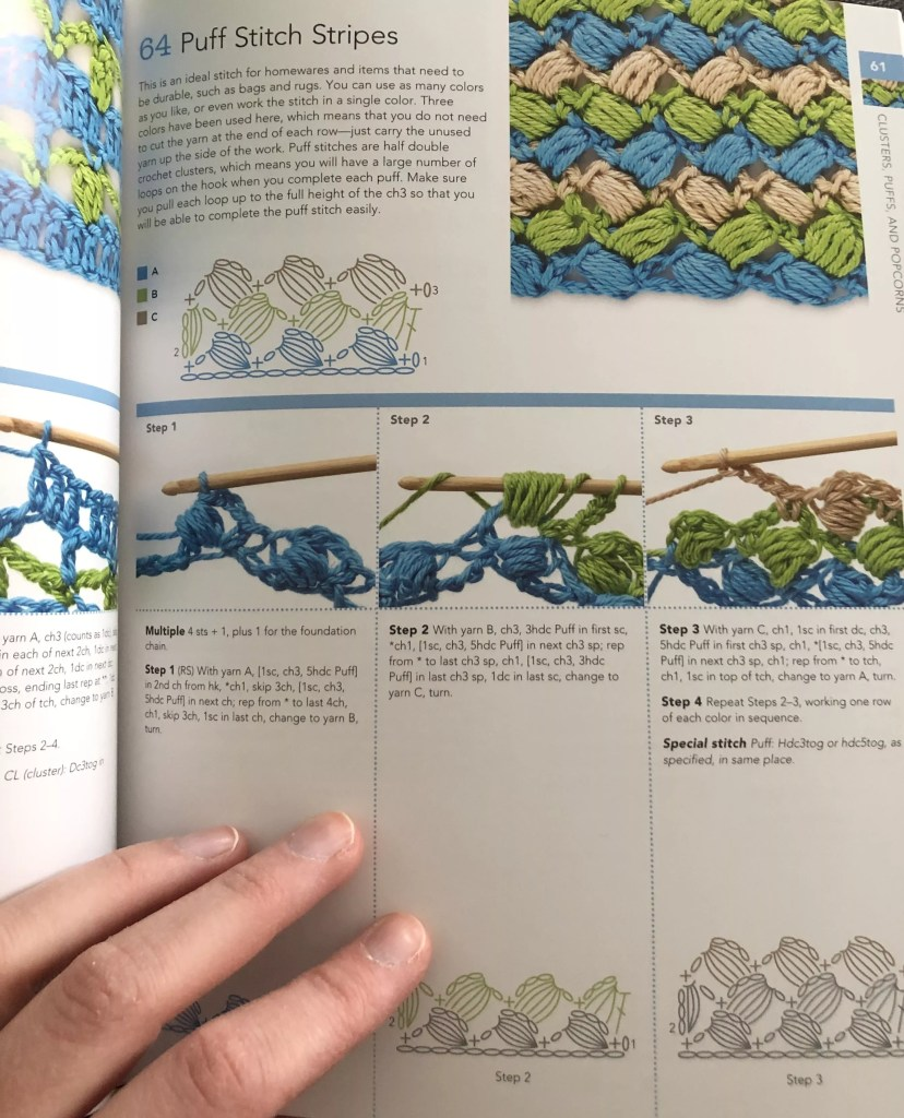 Inside 200 Crochet Stitches