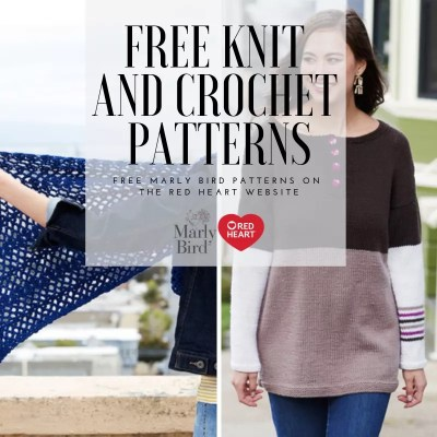 Marly Bird Free Patterns