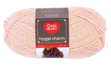 Red Heart Hygge Charm