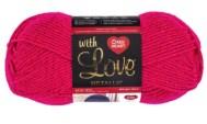 Red Heart With Love Metallic Yarn