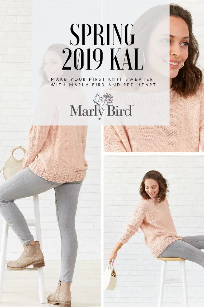 Join the Spring KAL Facebook group