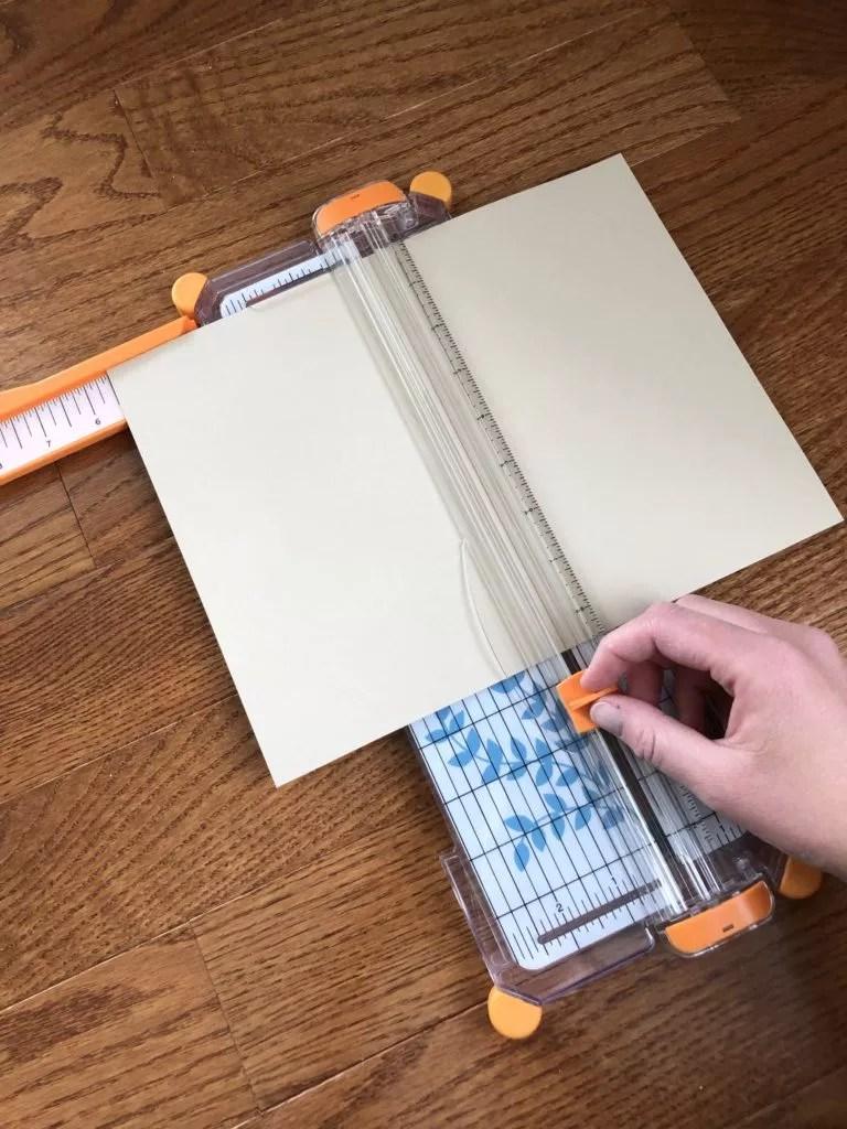 Fiskars SureCut™ Scrapbooking Paper Trimmer