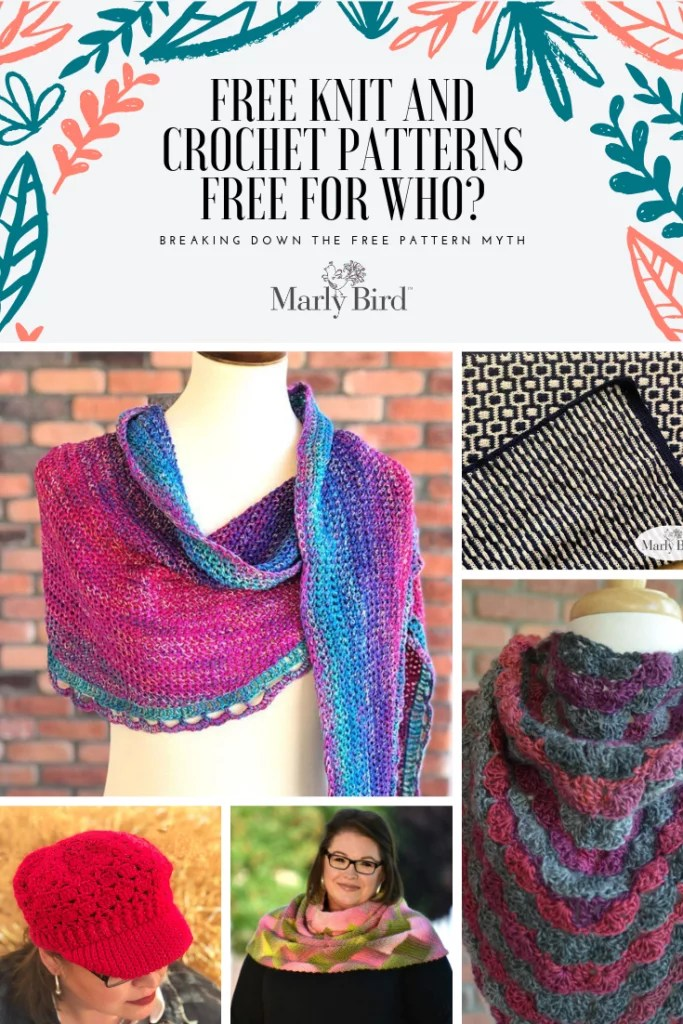 FREE Patterns by Marly Bird