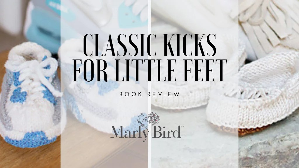 Purchase Classic Kicks for Little Feet-Knit Baby Booties