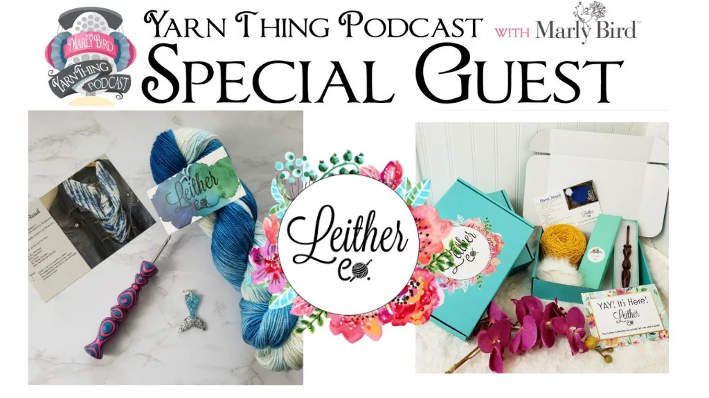 Shop Leither Co Crochet hoooks and subscription boxes