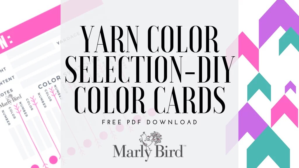 Download DIY Color Cards