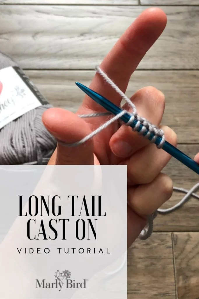 Video Tutorial for the Long Tail Cast on