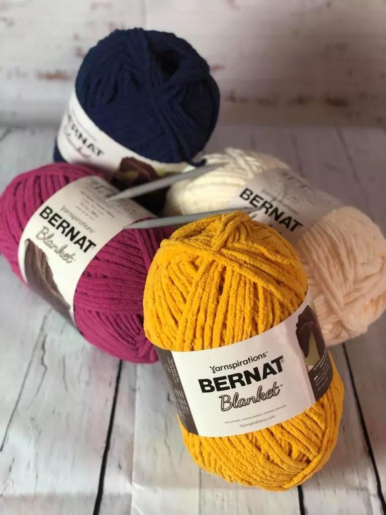 2019 Bernat Stitch Along Announcement - Marly Bird™