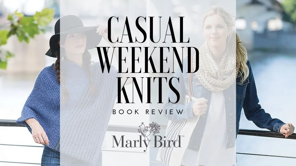Book Review of Casual Weekend Knits by Andi Javori