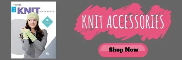 Purchase Knit Accessories by Jen Lucas