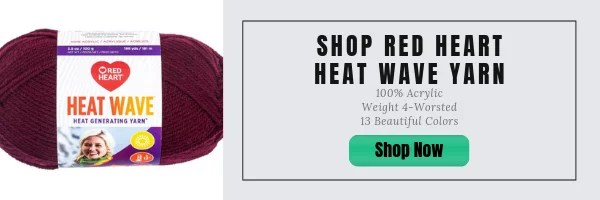 Purchase Red Heart Heat Wave Yarn