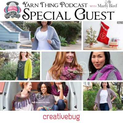 Craft Classes and Workshops with creativebug