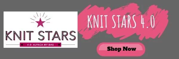 Register for Knit Stars 4.0 Virtual Knitting Classes and Crochet Classes