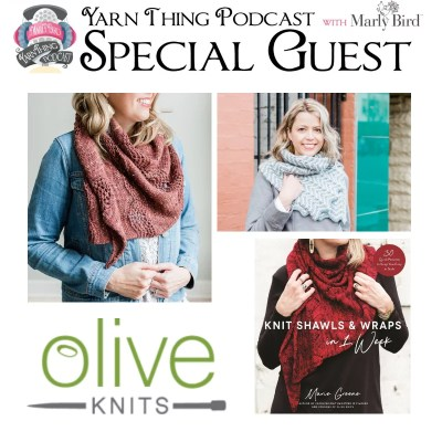 Knit Shawls and Wraps in One Week
