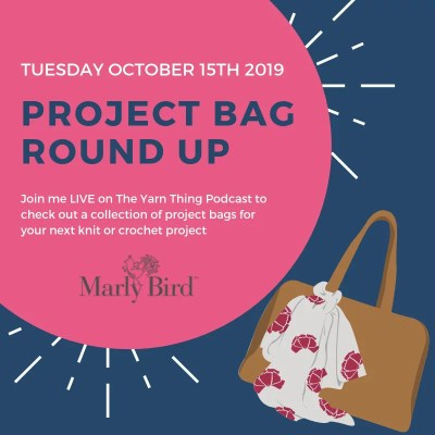 THE BEST Knit and Crochet Project Bags