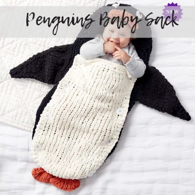 Knit Baby Sack
