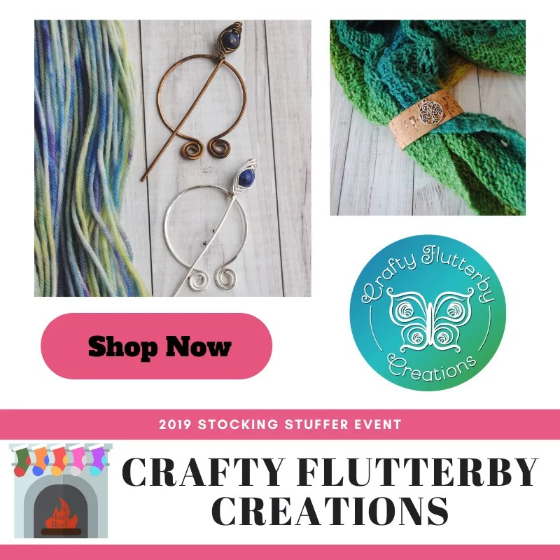 Shop Crafty Flutterby Creations-Stocking Stuffer 2019 with Marly Bird