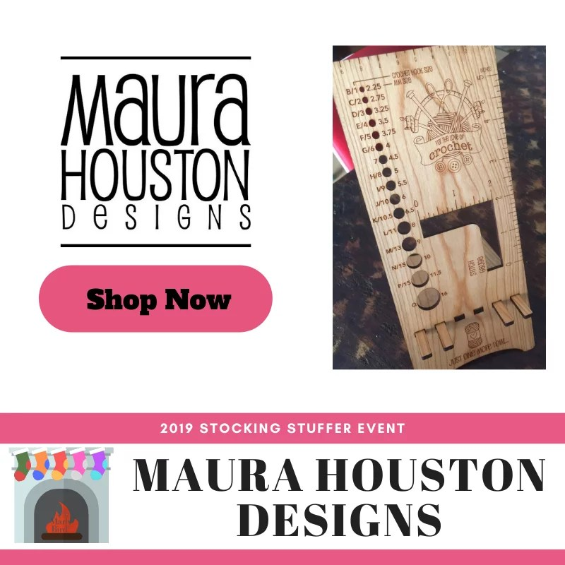 Shop Maura Houston Designs Smart Phone Stand-Stocking Stuffer 2019 Event with Marly Bird