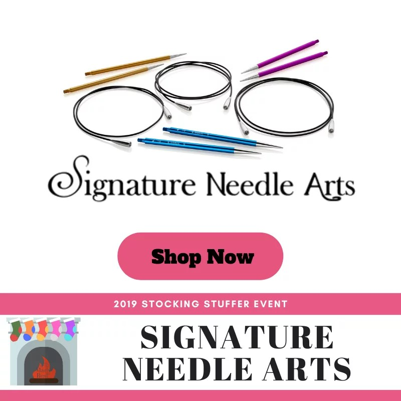 Shop Signature Needle Arts-Stocking Stuffer Event 2019 with Marly Bird