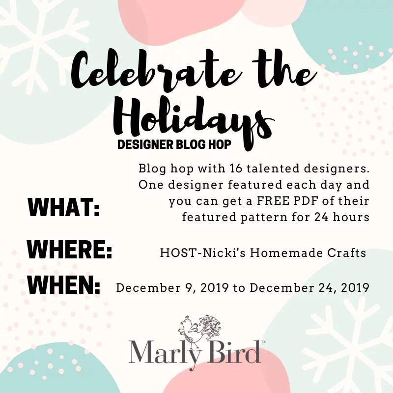 Celebrate the Holidays Designer Blog Hop