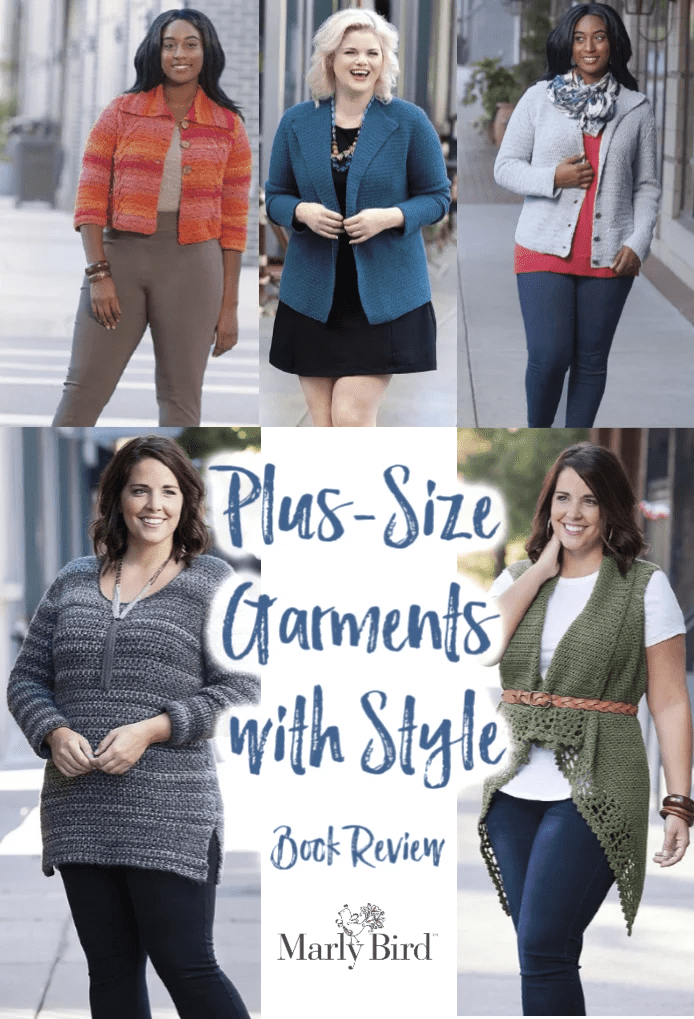 Purchase Plus Size Crochet Garments with Style