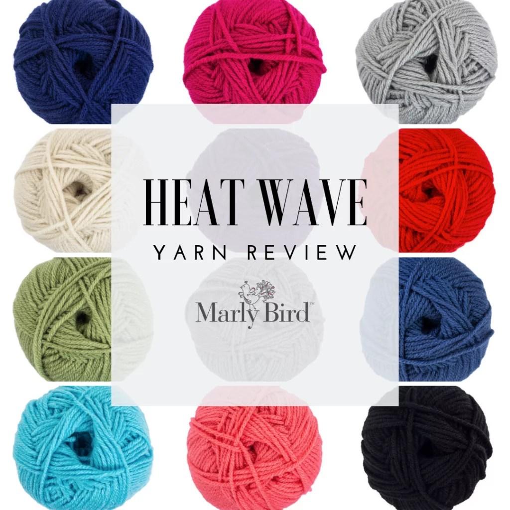 Red Heart Heat Wave Yarn