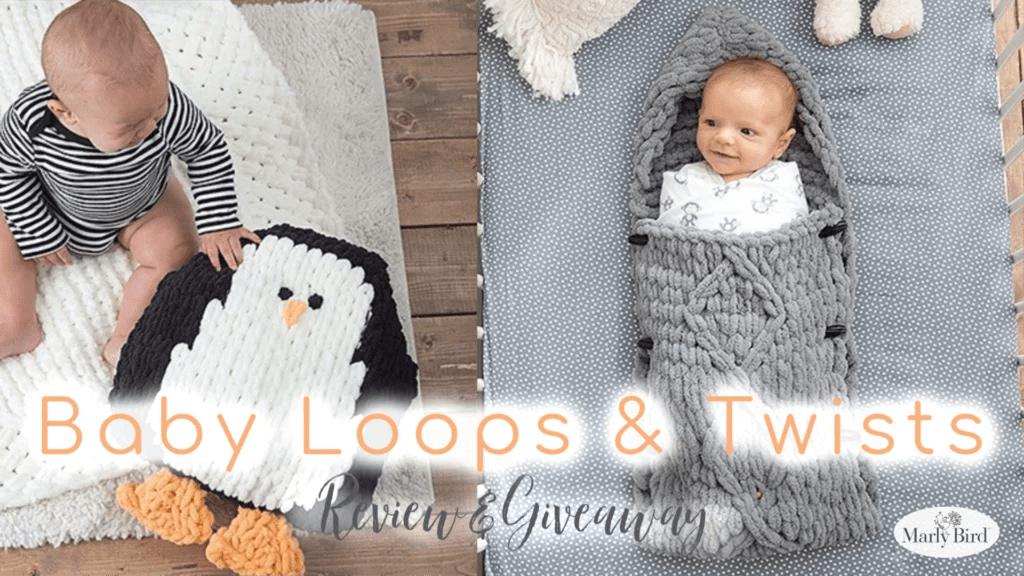 Loop Yarn Baby Projects Marly Bird