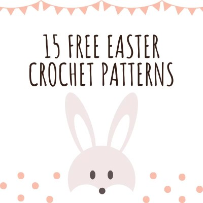 15 FREE Easter Crochet Patterns