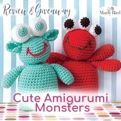 Crochet Amigurumi Monsters