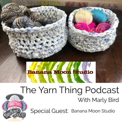 Recycled Knitting and Crochet