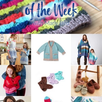 10 FREE Mommy and Me Patterns