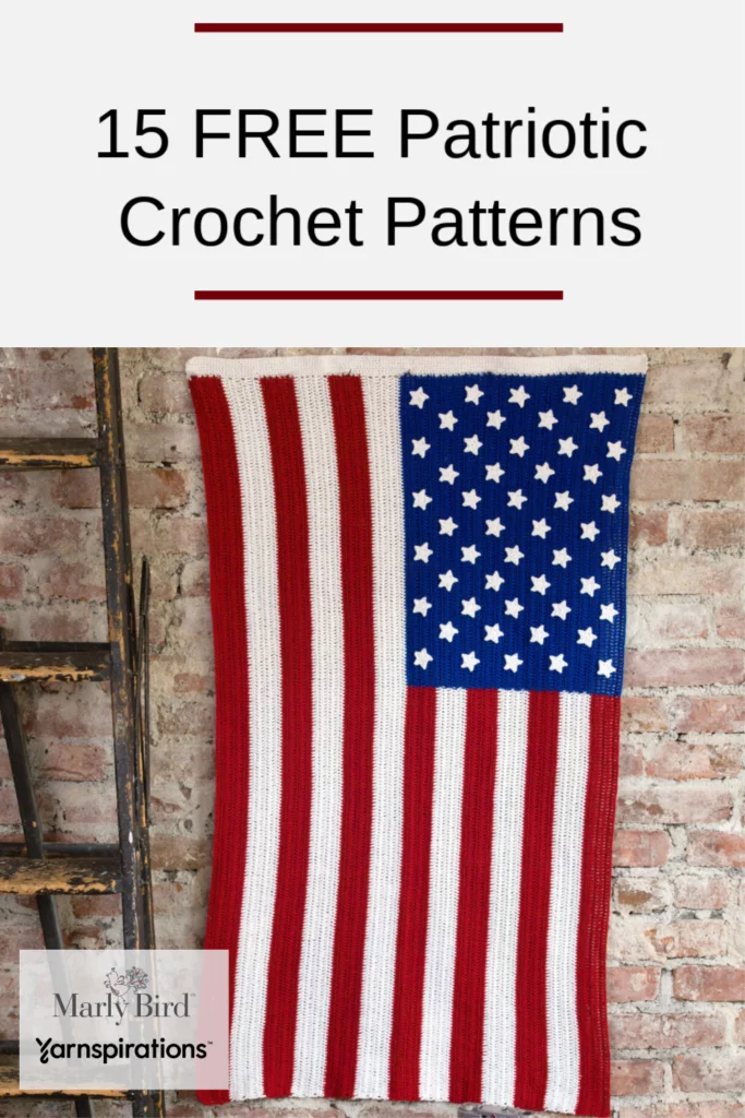 Yarnspirations FREE Patriotic Crochet Patterns