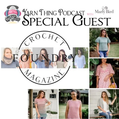 Crochet Magazine | The Crochet Foundry