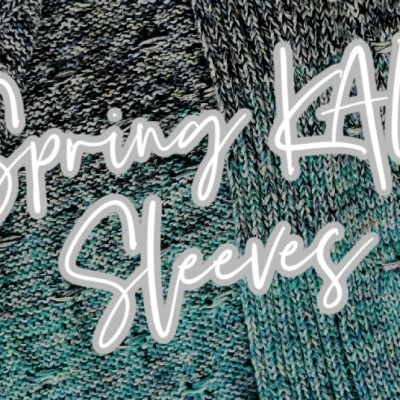 Adding Sleeves to Your Spring KAL Vest