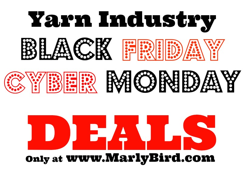 Black Friday and Cyber Monday Deals!