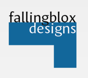 Fallingbox designs logo