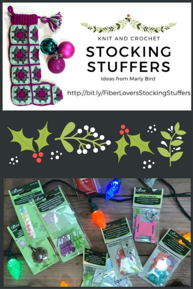 Knit and Crochet Gift Ideas with Clover