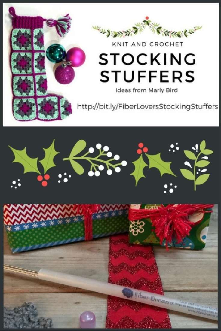 Knit and Crochet Gift Ideas with Fiber Dreams