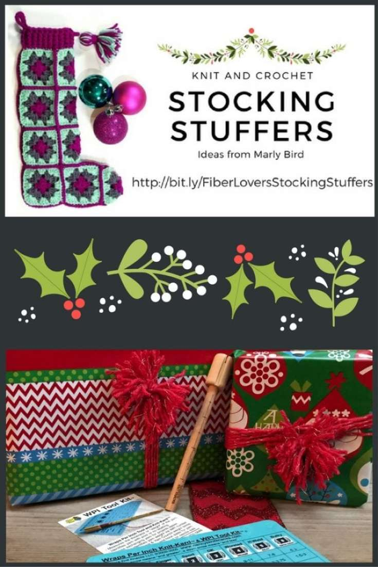 Knit and Crochet Gift Ideas Wraps per Inch Tool