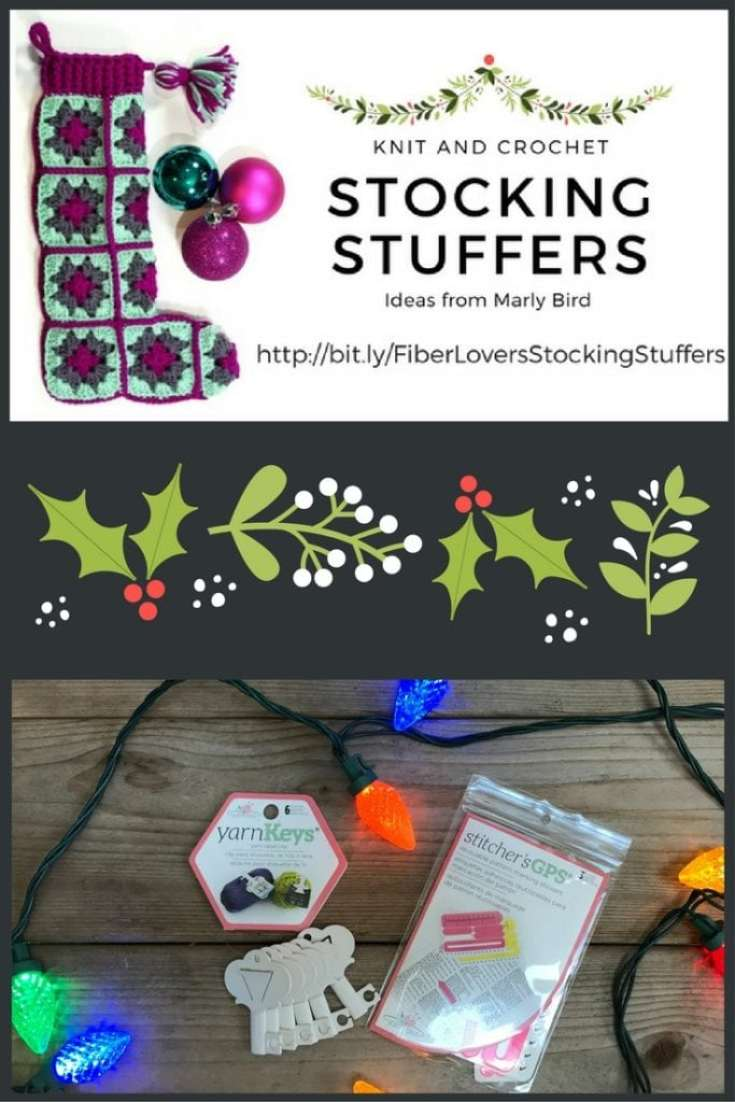 Knit and Crochet Gift Ideas with Yarn Valet