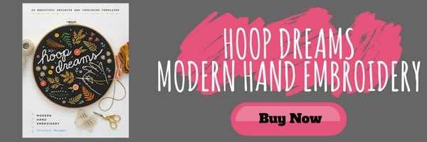Purchase Hoop Dreams Modern Hand Embroidery